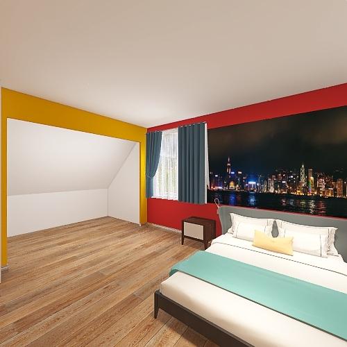 Pulsar Interior Design Render