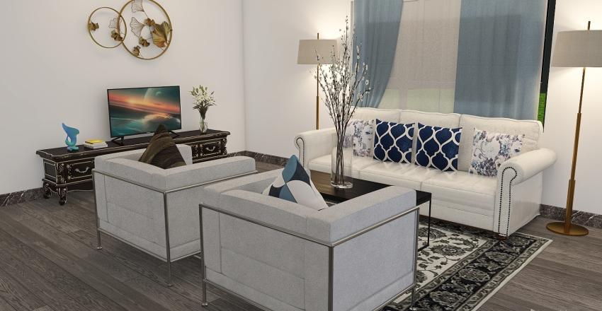 nghiệp dư Interior Design Render
