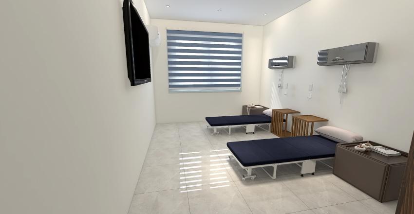 AaL Soliman HospitaL Interior Design Render