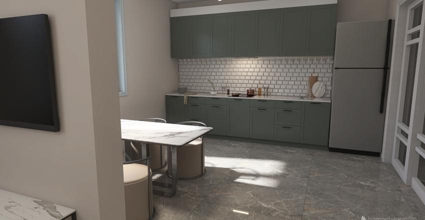 S3 Interior Design Render