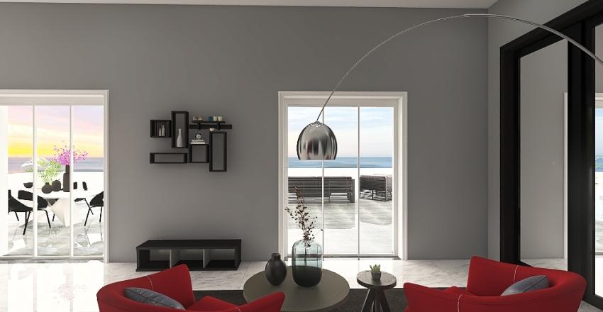 VILLINO B Interior Design Render