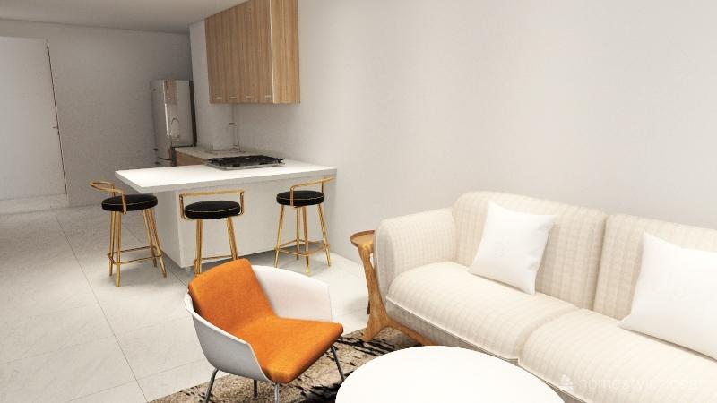 Fideval 402 Interior Design Render