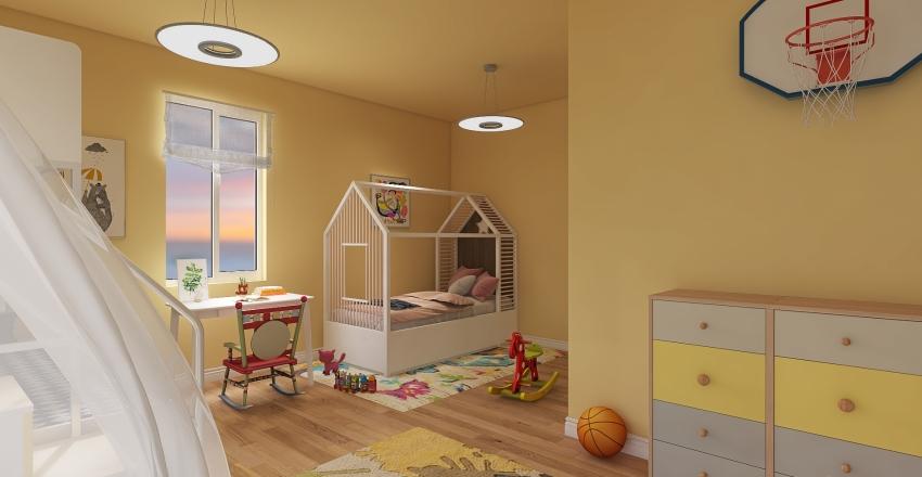 DREAM HOME Interior Design Render