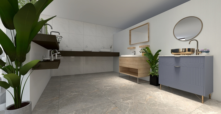 Alice-0220 Interior Design Render