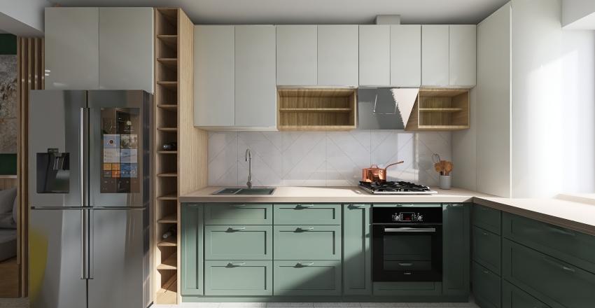 Living in style Interior Design Render
