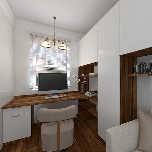 Ankudinov Interior Design Render