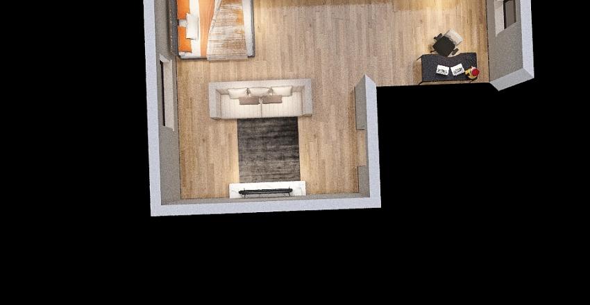 ukol Interior Design Render
