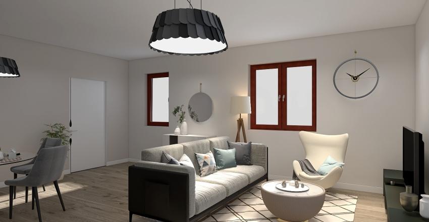 casa bellini Interior Design Render