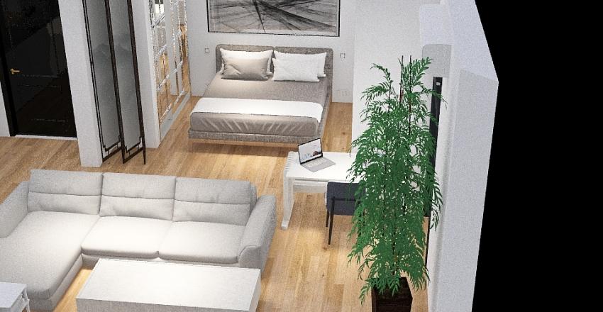 PisoCaceres.202102 Interior Design Render