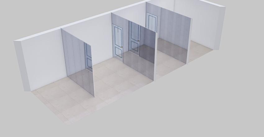 PROYECTO OFICINAS - CRISMEL Interior Design Render