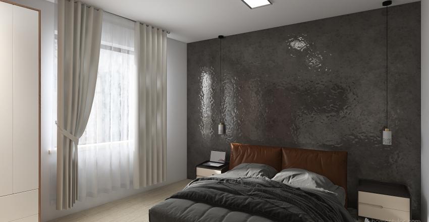 MEZA Interior Design Render