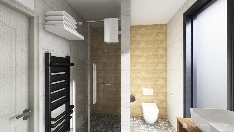 Náš domeček - hotov Interior Design Render