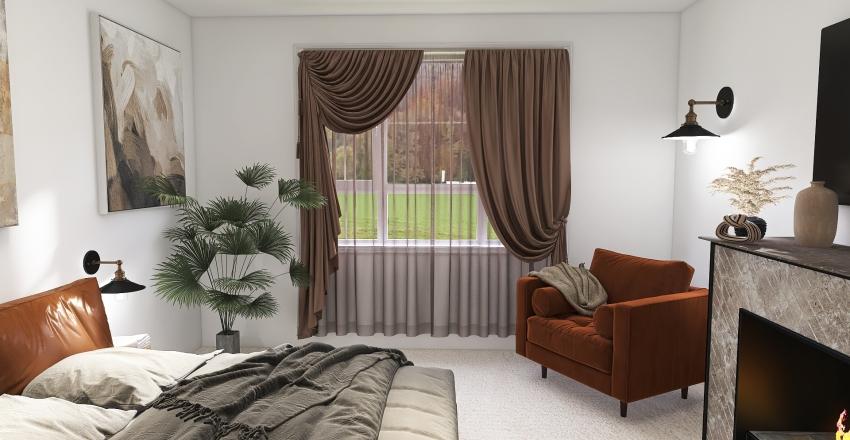 New House Interior Design Render