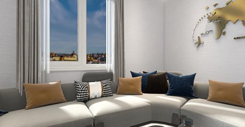 ALLO HOME Interior Design Render