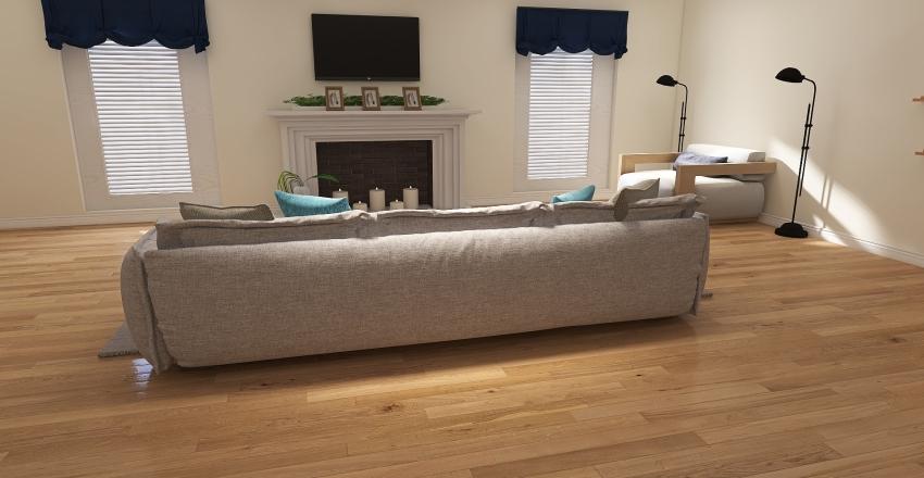 Comfy Castiglione Home - February 2021 Interior Design Render