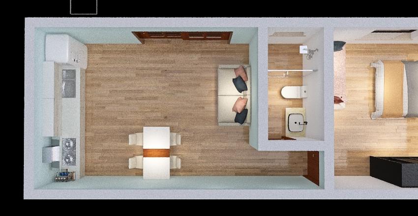 fernanda guaraparari Interior Design Render