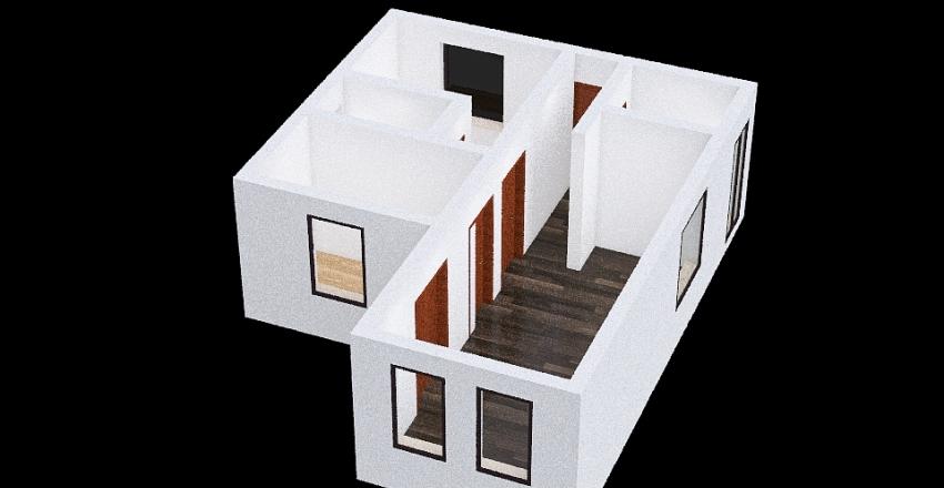 Uberaba Interior Design Render