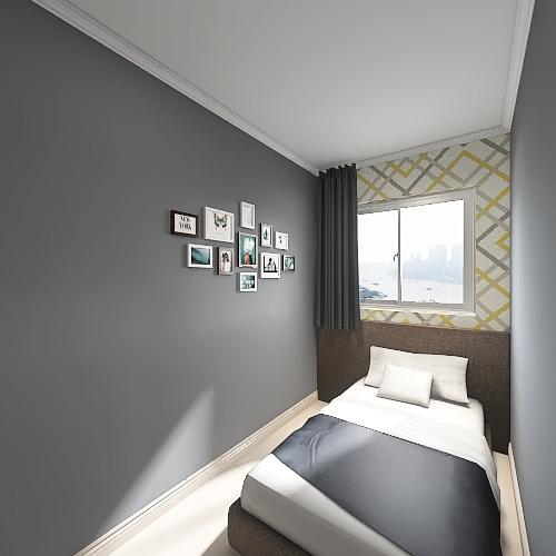 Ap 56 mt Interior Design Render