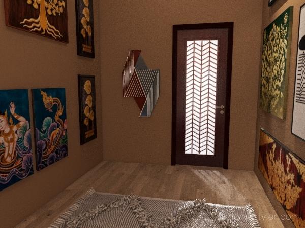 Home.4 begin Interior Design Render