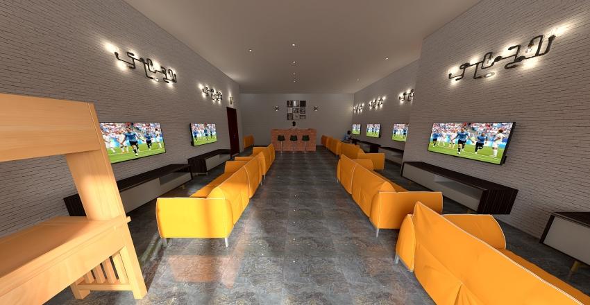 porto 6 Interior Design Render