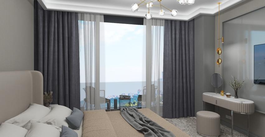 Near the sea Interior Design Render