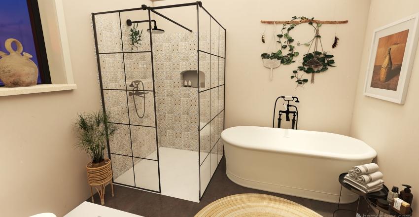 Apartment | Condo Concept Interior Design Render