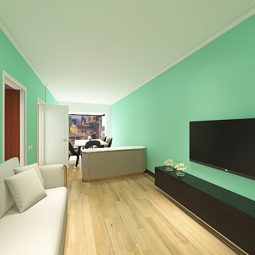 Seimilano 22/02/2021 Interior Design Render