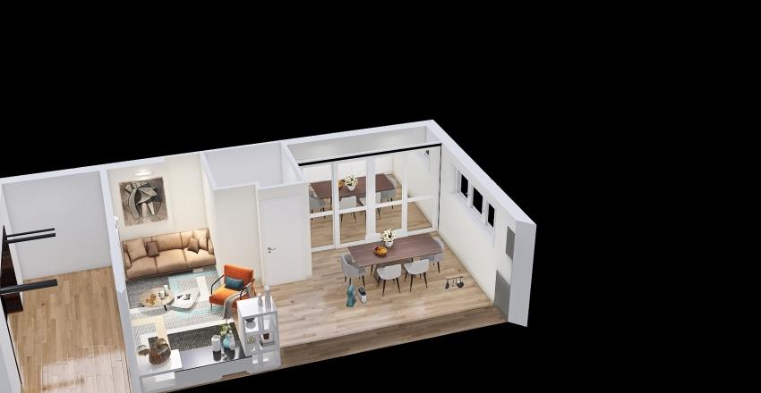 TAVERNA IDRAULICO - sol.3 Interior Design Render