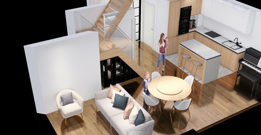 Copy of parter Interior Design Render