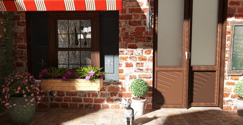 Chez Winnie Interior Design Render