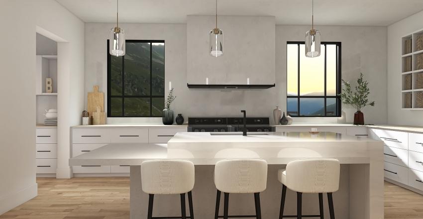 Casa Arizona Interior Design Render