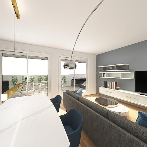 Meet@Met Interior Design Render