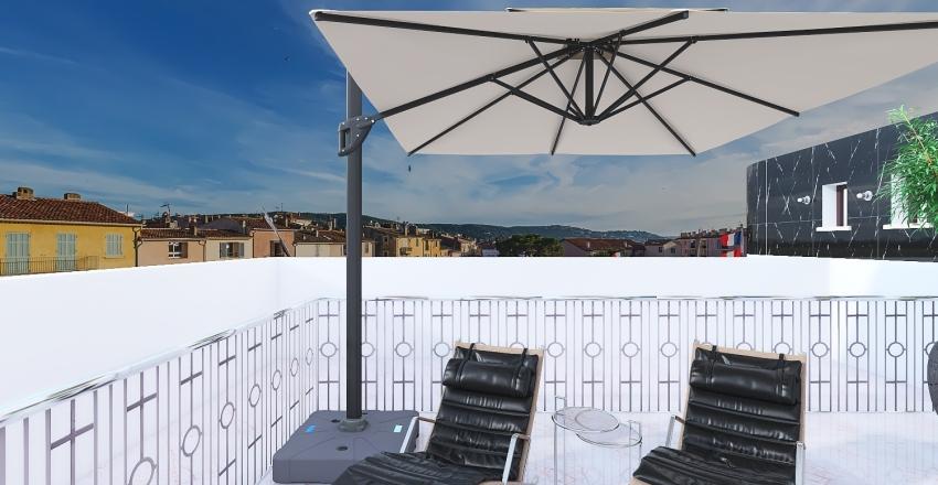 Villino Tipo B di Adalberto Libera - MICHEL BALLARIN Interior Design Render