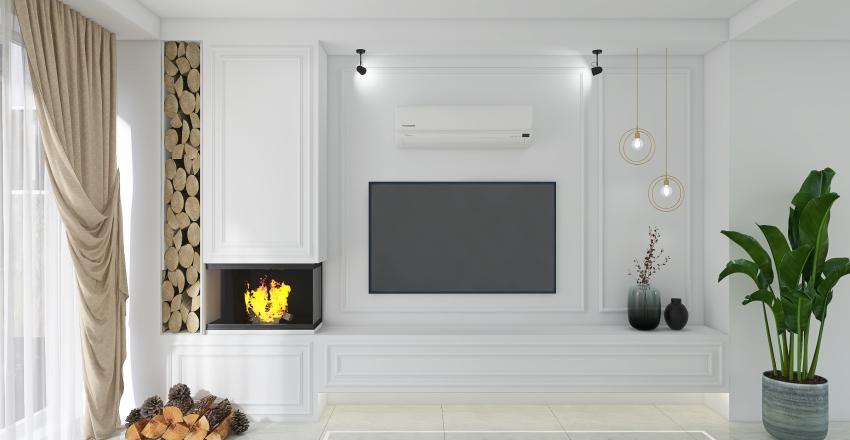 babolsar Interior Design Render
