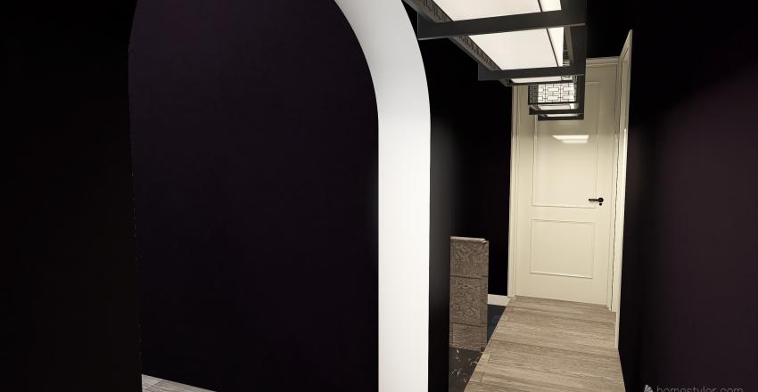Condo A Interior Design Render