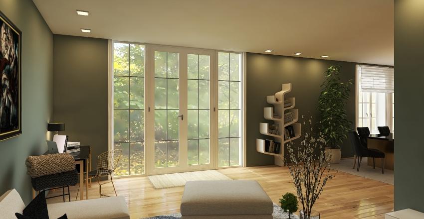 SWEDEN LUXURY Interior Design Render