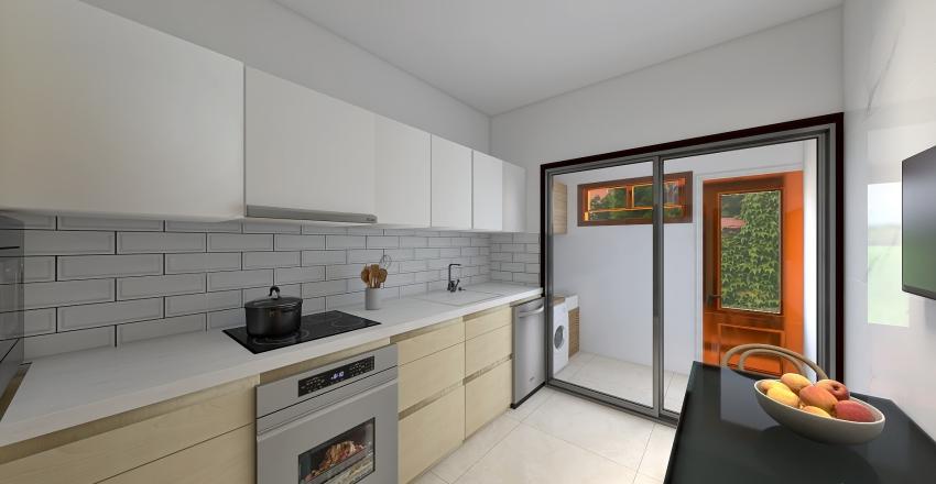 Copy of COCINA LOLI 2 Interior Design Render