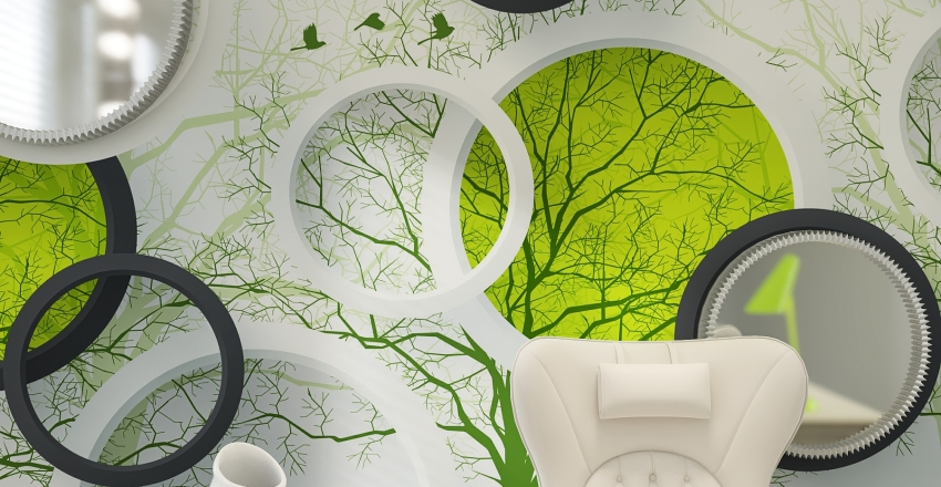 2.. Interior Design Render