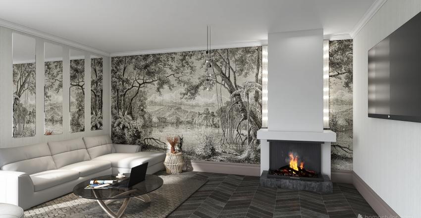 3.. Interior Design Render
