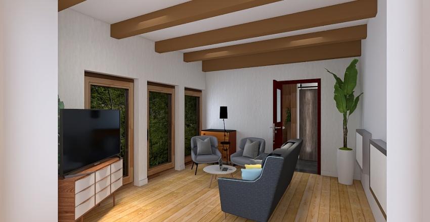 Szentendre V7 Interior Design Render