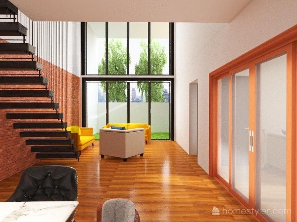 Copy of Bahria22 Interior Design Render