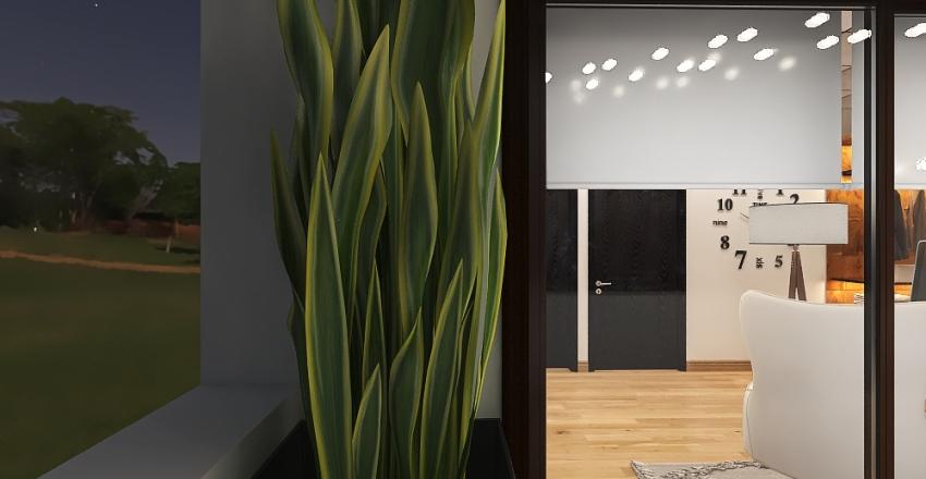 Apartamento Campestre Interior Design Render