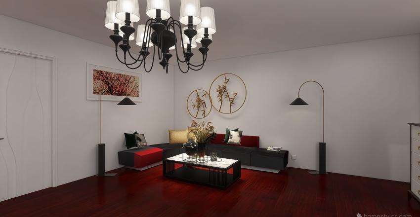 Luxe Life Interior Design Render
