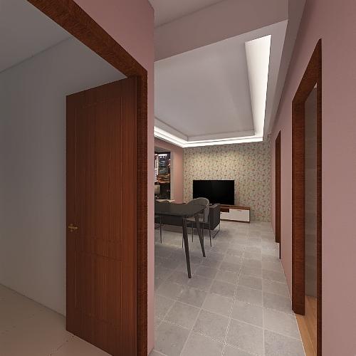 Veronavilla (6A_17_Verona Man) Interior Design Render