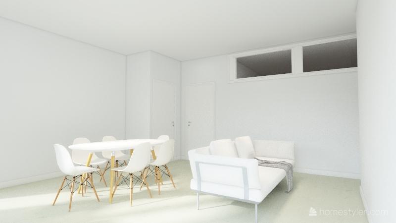 Quadrana 2 Interior Design Render