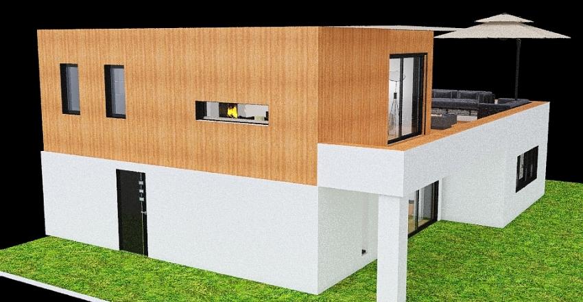 Chalupa Interior Design Render