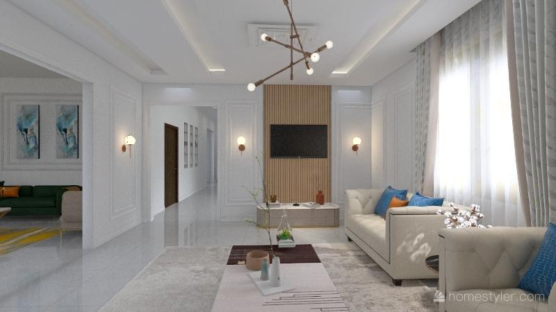 Copy of unnamed villa Interior Design Render