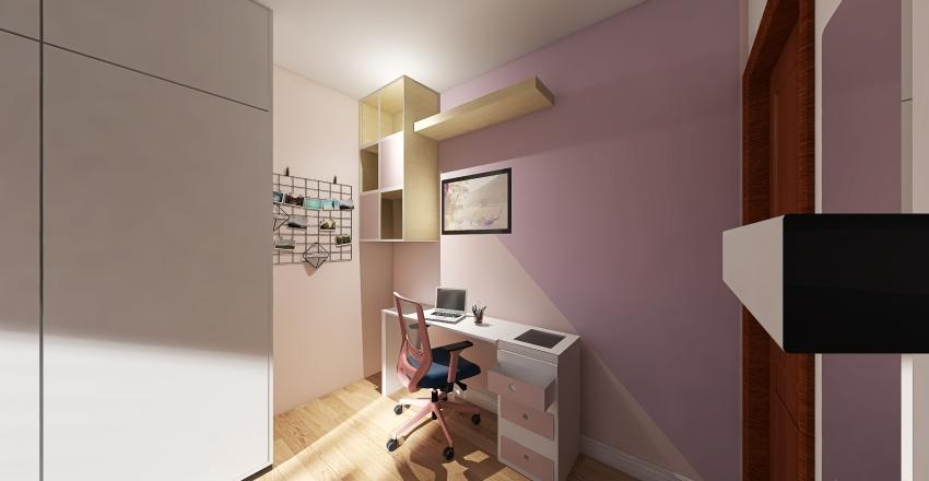 2 opção quarto ale Interior Design Render