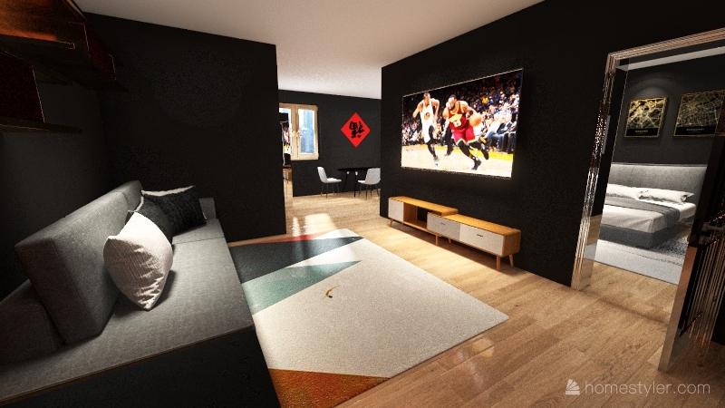 n.120 Interior Design Render