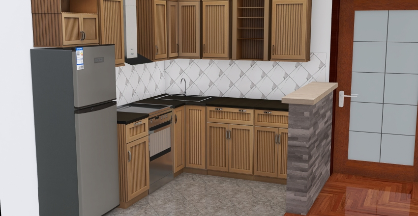 Copy of kuhinja1 Interior Design Render